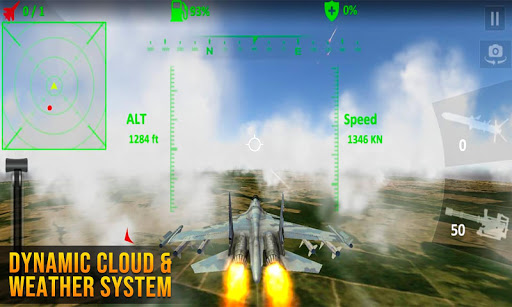 Fighter Jet Air Strike - New 2020, with VR screenshots 24