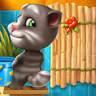 Talking Tom Wallpaper icon