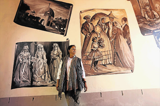 HOME TALK: Narkedien's maternal ancestors have lived in the Bo-Kaap for seven generations