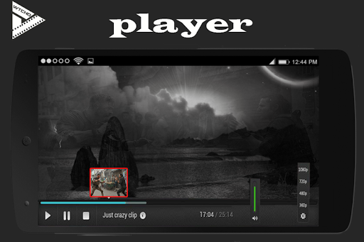 watched browser - Video Player  screenshots 8