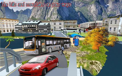 Drive Hill Station Bus SIM