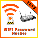 wifi password hacker Prank icon