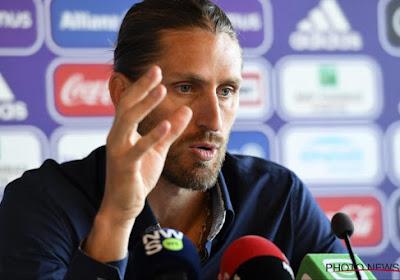 Frutos richt zich een laatste keer tot de supporters van Anderlecht