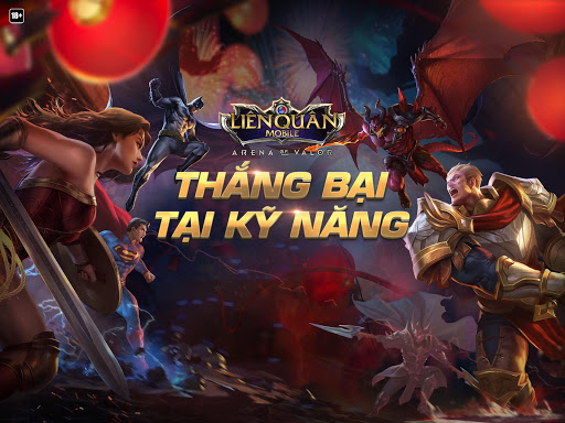 Garena Liu00ean Quu00e2n Mobile 1.20.1.1 screenshots 6
