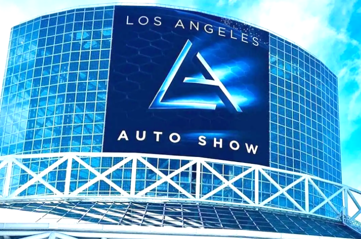 The Los Angeles Auto Show 2021