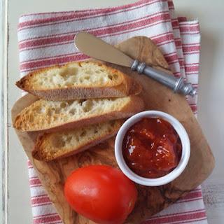 Sweet & Sticky Tomato Jam