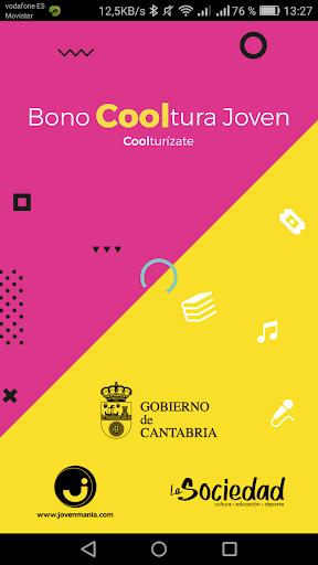 Bono Cooltura Joven screenshot 1