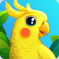 Bird Land Paradise: Pet Shop Game, Play with Bird APK