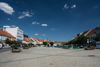 Photo: Miasto było w przeszłości jednym z trzech głównych ośrodków Moraw, obok Brna i Ołomuńca.