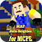 Map Angry Heighbor for MCPE file APK Free for PC, smart TV Download