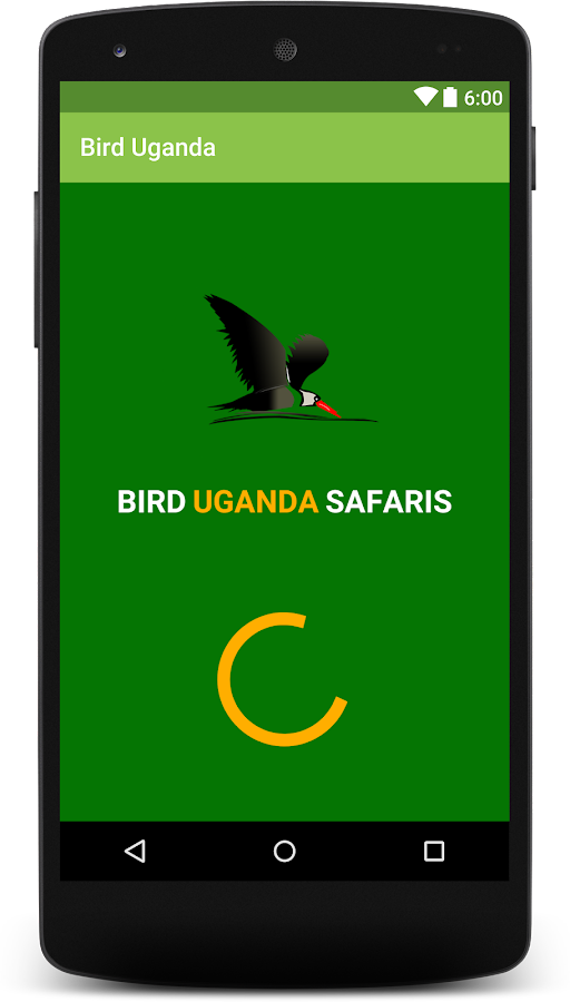 Bird Uganda- screenshot