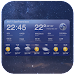 Weather report app& widget ❄️ Icon