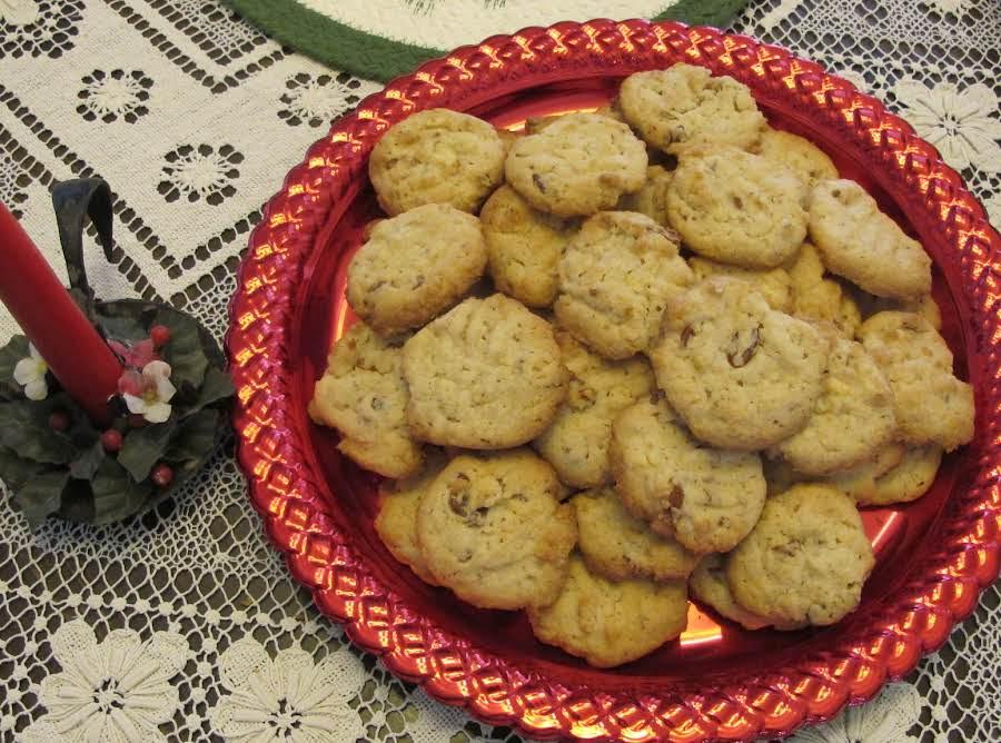 Vinegar Cookies Recipe 2 Just A Pinch Recipes
