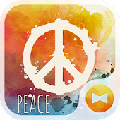 Peace Sign Wallpaper&Theme