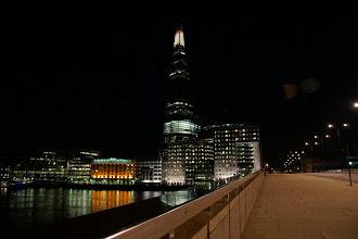 Photo: The SHARD from London Bridge