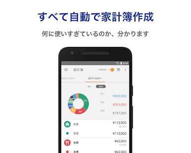 マネーフォワード for 住信SBIネット銀行 - náhled