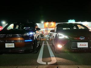"""ヴィッツ NHP130 HYBRID F 特別仕様車 """"Amie(アミー)""""のカスタム事例画像 Nれもんさんの2018年12月01日20:07の投稿"""