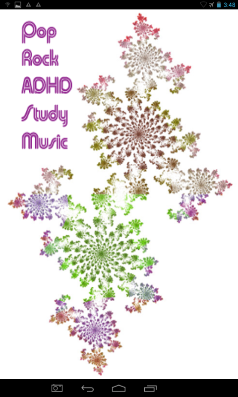 ADHD Pop Rock Music for Study- screenshot