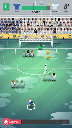 Tiny Striker: World Footballのおすすめ画像5