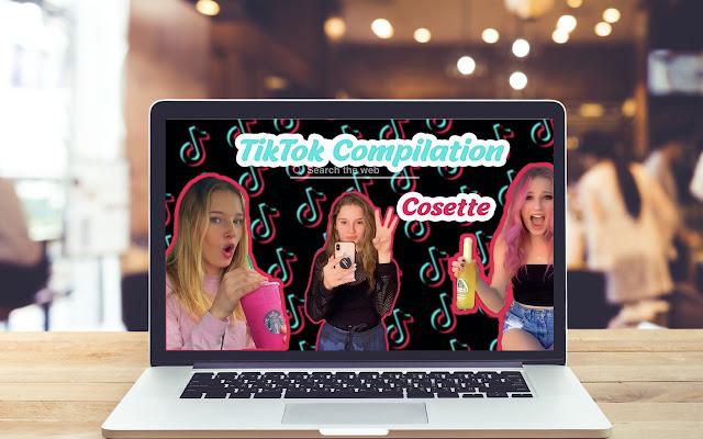 Cosette Rinab HD Wallpapers TikTok Theme