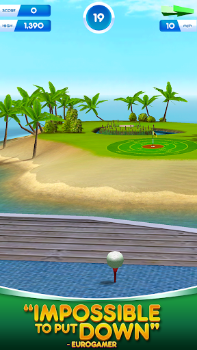 Flick Golf World Tour screenshot