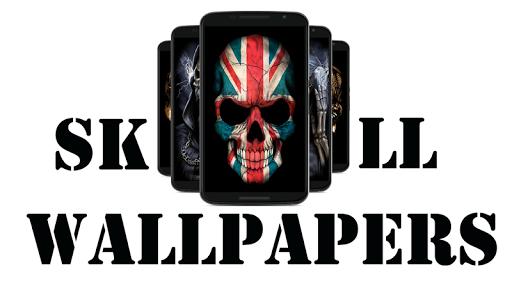 skull wallpapers 1.2 8