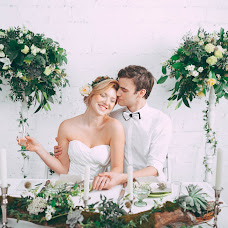 Wedding photographer Anna Kolesnikova (Taiga). Photo of 07.04.2015