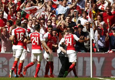 Arsenal se sort du piège Crystal Palace