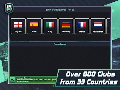 Soccer Manager 2020 – Football Management Game 9