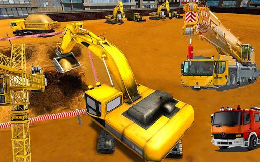 Heavy Crane Simulator Game 2019 u2013 CONSTRUCTIONu00a0SIM 1.2.5 screenshots 12