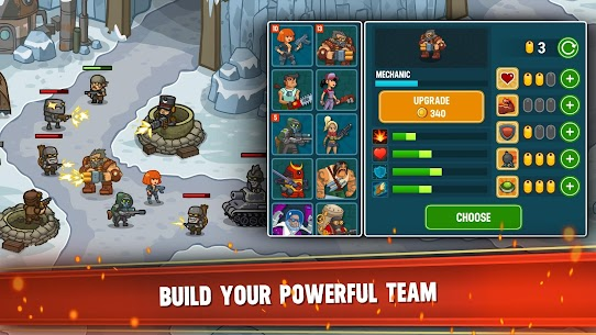 Steampunk Defense: Tower Defense Apk Download For Android and Iphone 6