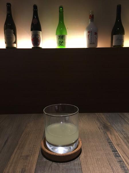 柚子酒很好喝,餐點也很棒!