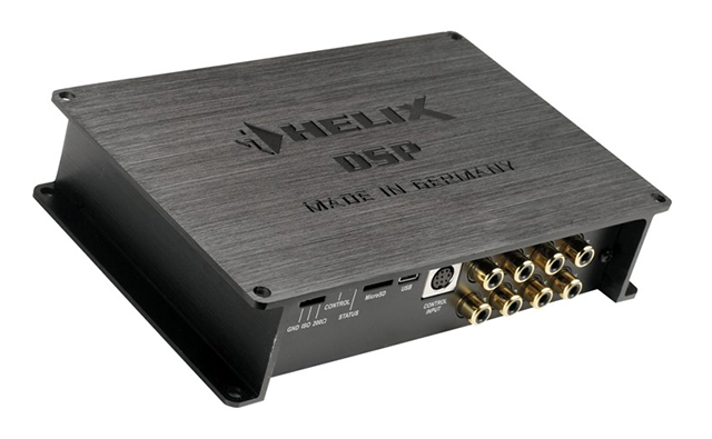 Procesador digital de señala para car audio Helix DSP