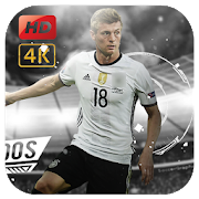 Toni Kroos Wallpaper HD 4K icon