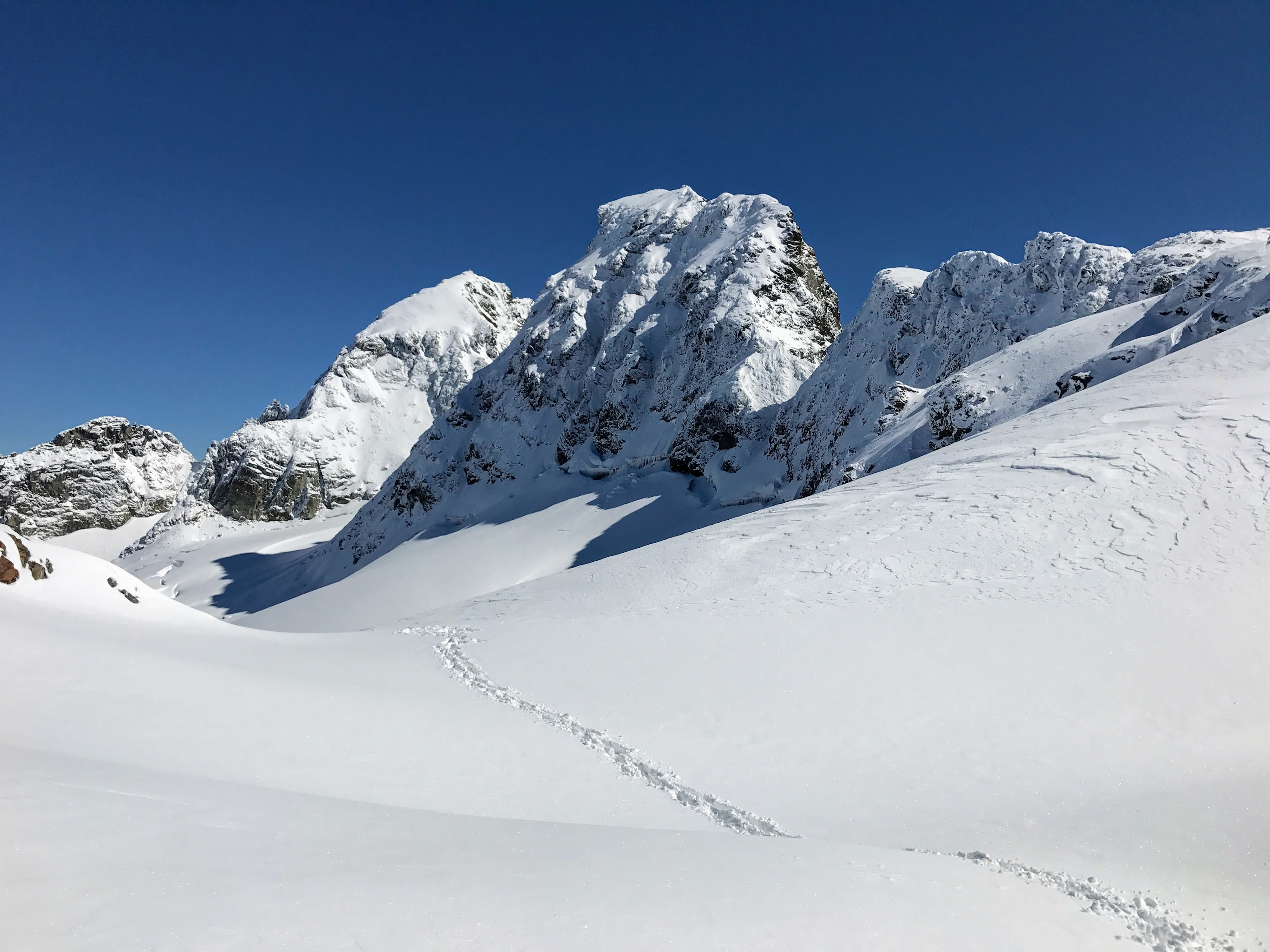 Piz Buin from Fuorcla dal Canfin
