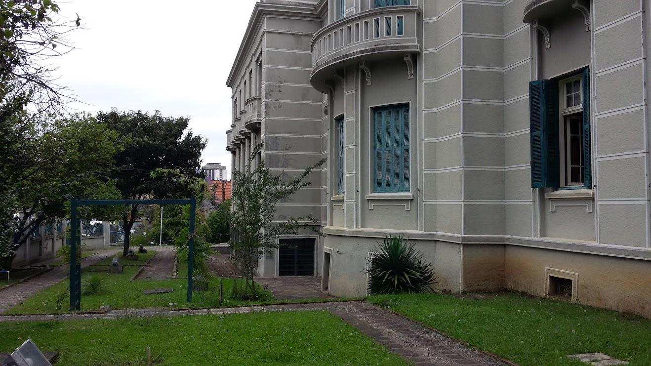 Museu Paranaense - veja Google Photos