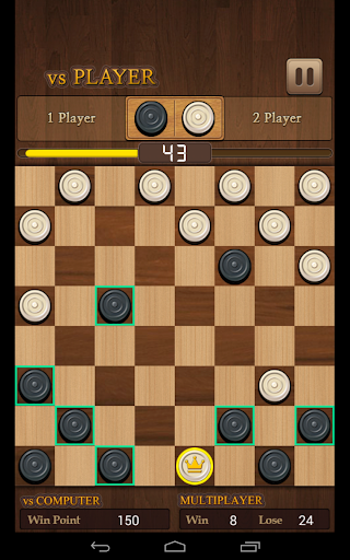 King of Checkers screenshot 9