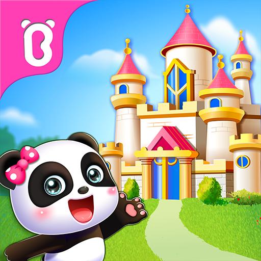Castelo dos sonhos do Pequeno Panda
