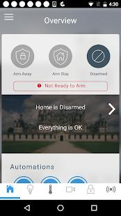 Côr Home Automation - náhled