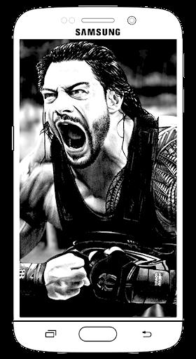 Roman Reigns HD Wallpapers 2.0 screenshots 2