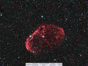 Photo: Full blog here: http://astromaphilli14.blogspot.com/2013/07/my-1st-real-halrgb-image-crescent-nebula.html