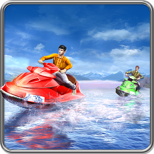 Powerboat Real GT Crazy Racer 賽車遊戲 App LOGO-APP開箱王