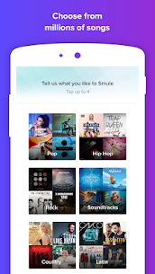 Smule – The #1 Singing App Latest Version Download For Android 4