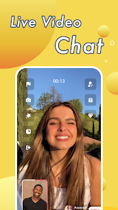 Vimo – Video Chat Strangers & Live Voice Talk 4
