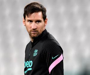 Le Barça privé de Messi pour la Supercoupe?