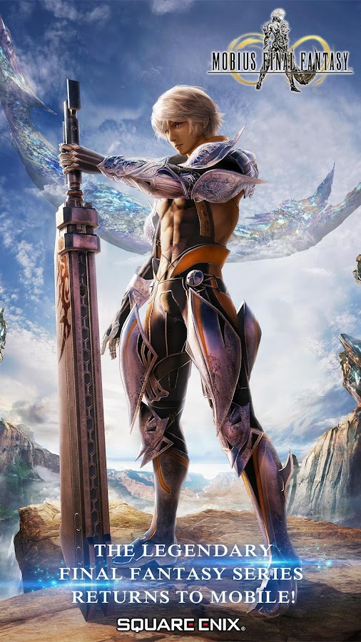 MOBIUS FINAL  FANTASY: captura de tela