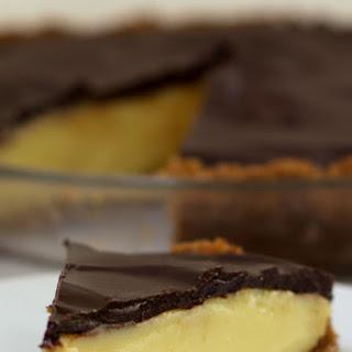 Boston Cream Pie Reinvented as Pie Recipe