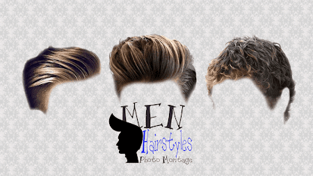 Men Hairstyles Photo Montage 3.0 screenshot 771478