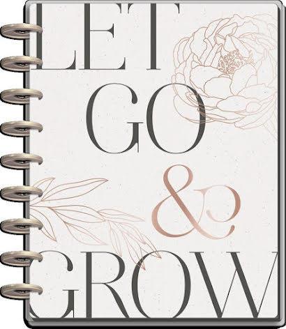 Me & My Big Ideas CLASSIC Happy Planner - Sophisticated Florals