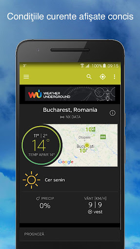 Download APK: Weather Underground v5.2 [Premium]